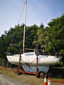 Albin Vega Sailing Yacht /Boat/ Cruiser