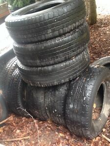 Assorted tires Prince George British Columbia image 3