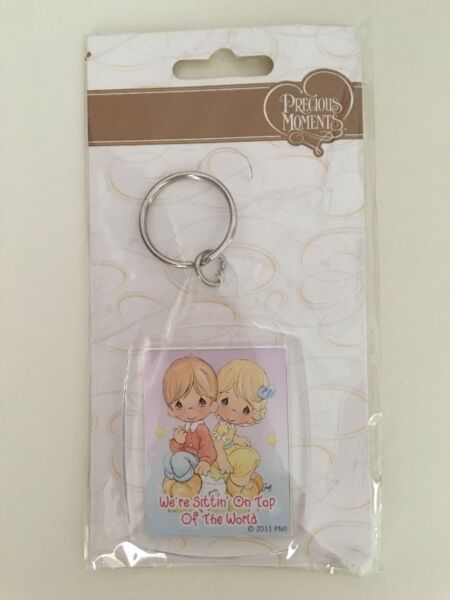 Precious Moments keychain