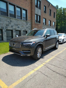 2018 XC90 T6 Inscription - Transfer of employee lease! $416/2wks