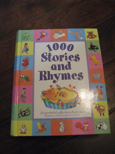 1000 Stories and Rhymes