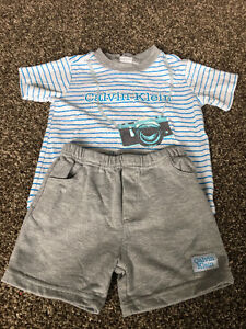 Calvin Klein outfit size 24M