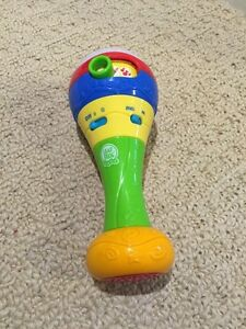 Leap Frog Learn and Groove Counting Maracas