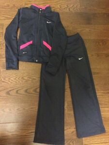 Girls Nike Dri-fit Track Suit