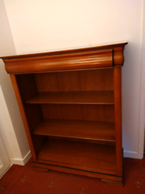 Solid Rosewood Book Case