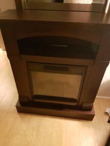 Beautiful Electric Fire Place.
