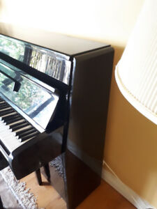 Wagner Piano with Bench