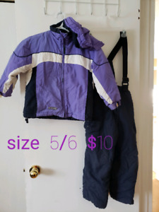 Size 5 outerwear