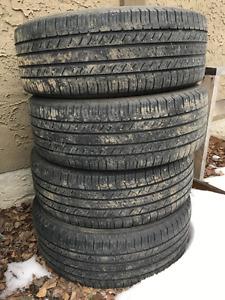 Michelin Latitude HP P245/60R18 Tires for Sale