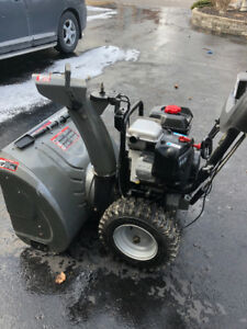 CRAFTSMEN SNOWBLOWER 11.5 HP 30 IN CUT TRIGGER STEER