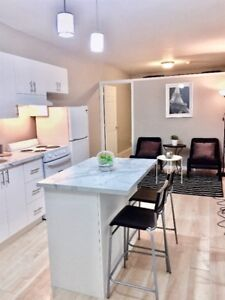 Newly Renovated ! Everything Included ! Excellent Location !