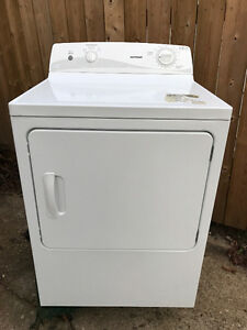 GE/Hotpoint Dryer only 6 months old