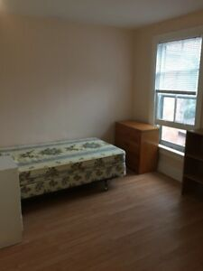 One Room for Sublet --May 1 to Aug. 31, 2018
