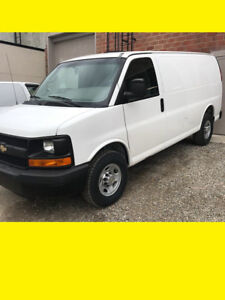 2010 CHEV EXPRESS  2500 CARGO VAN LIKE NEW MUST SEE AND DRIVE