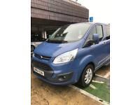 2014 64 - Ford TOURNEO CUSTOM 300 LIMITED - 9 SEATER - LEATHER SEATS