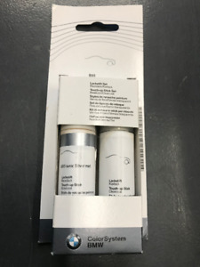 BMW Touch up Ionic Silver Met (B93)