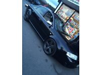 Audi rs6 c5 4.2 twin turbo black. 2003. Milltek. 96k miles. S3 s4 rs4 335 535 evo Sti x5 330 r20 r32