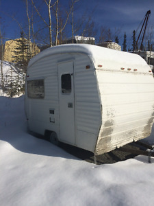 Small and Light Travel Trailer