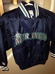 MLB Seattle Mariners baseball jacket Gatineau Ottawa / Gatineau Area image 1