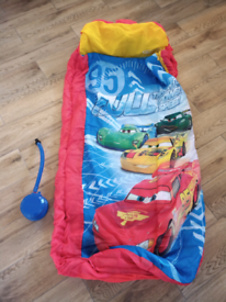 Ready bed children's airbed