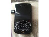 Blackberry Bold 9780 - Black - Unlocked!