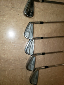 WANT GONE OBO Titlest 735cm Irons
