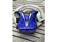 UFO Junior motocross body armour. Used - good condition. Motocross racing protection