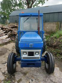 245 Leyland tractor