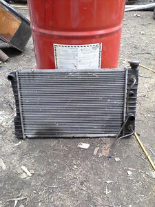 Radiator from 4 cylinder s10