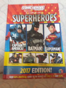Superheroes Guide Book  / 2017  Edition