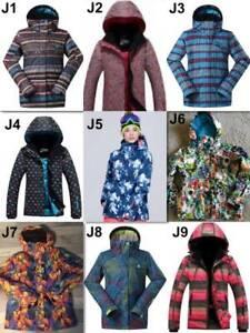 Sale! NEW 10K waterproof Women Snow Jacket size6-14