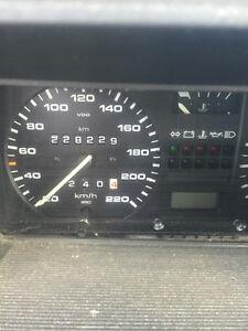 1992 Volkswagen Jetta Sedan