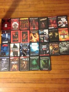 Horror Movies For Sale!