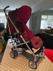 Mamas and Papas Frankie lightweight stroller/buggy