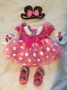 Immaculate Mini Mouse Baby Costume