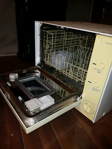 Countertop Portable dishwasher