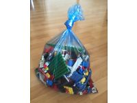 1kg bags of Lego for sale