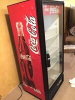 Coke Coca Cola fridge cooler