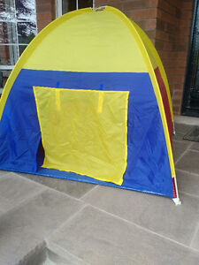 Ikea play tent and tunnel