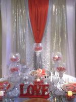 Wedding backdrops - rental