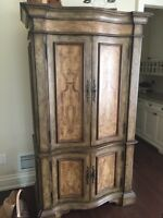 Antique armoire by hooker. Best offer!!