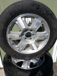 Truck Tires R20 - used