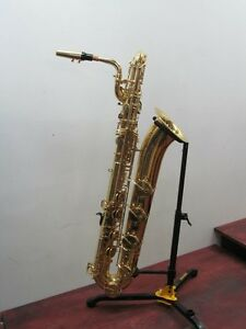 Pristeen Yamaha Baritone Sax & accessories - price negotiable