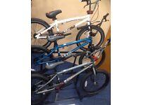 Fuji mountain bikes / kids bikes