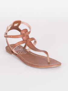 DLG gladiator type sandals flats from Boathouse