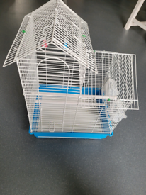 Small bird cage like new condition