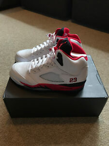 Air Jordan 5 V AJ5 Fire Red (Brand New, Size 8.5)