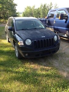 2008 Jeep Compass for trade or sale