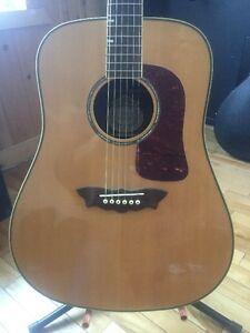 Vintage Washurn D47S Acoustic Guitar w/case