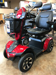 Panther Heavy Duty Scooter On Sale at Flaman Fitness Lethbridge